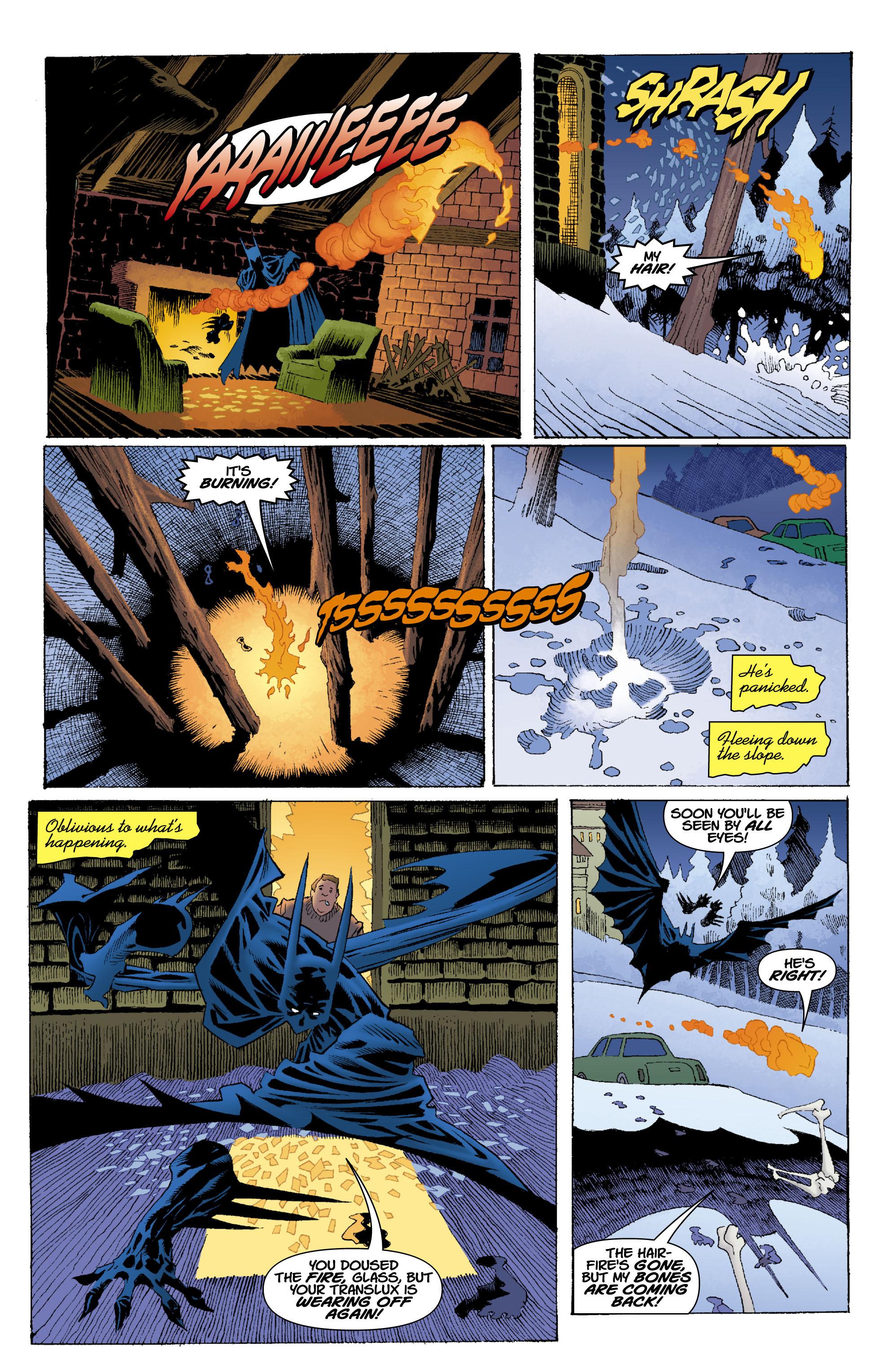 Read online Batman: Unseen comic -  Issue #5 - 14