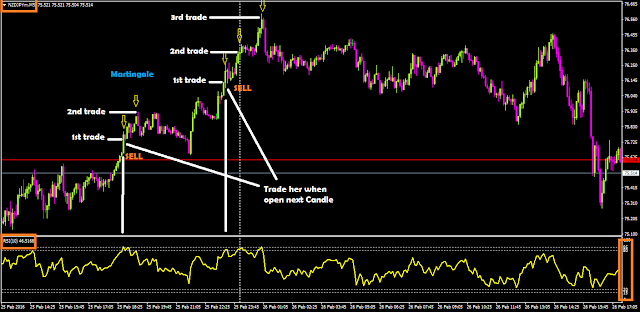 Forex strategy 10 pips + martingale