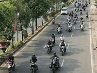 """""""Bikers Kebangsaan"""" 17 Agustus 2018 di Lapangan PKOR, Mari Ramaikan Yai"""