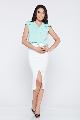 Falda y Blusa de Moda