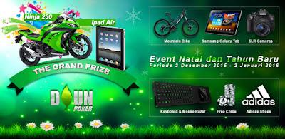 GrandPrize DaunPoker Agen Situs Judi Poker Online Terpercaya Indonesia