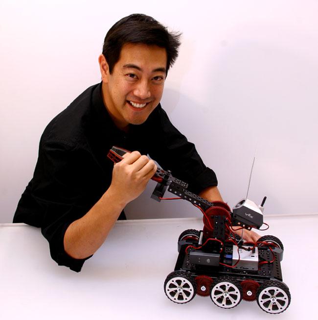 Geektastic Geek Of The Week Grant Imahara