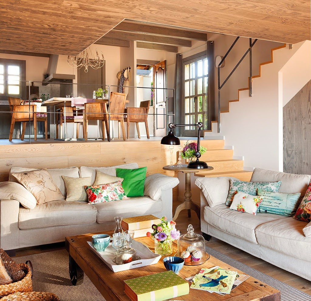 Casa ador vel na espanha jeito de casa blog de decora o e arquitetura - Decoracion on line ...