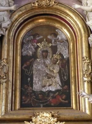 Obraz Matki Bożej w Mstowie
