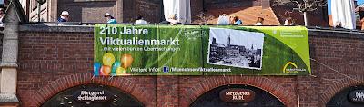 Viktualienmarkt obchodzi jubileusz 210 lat swego istnienia