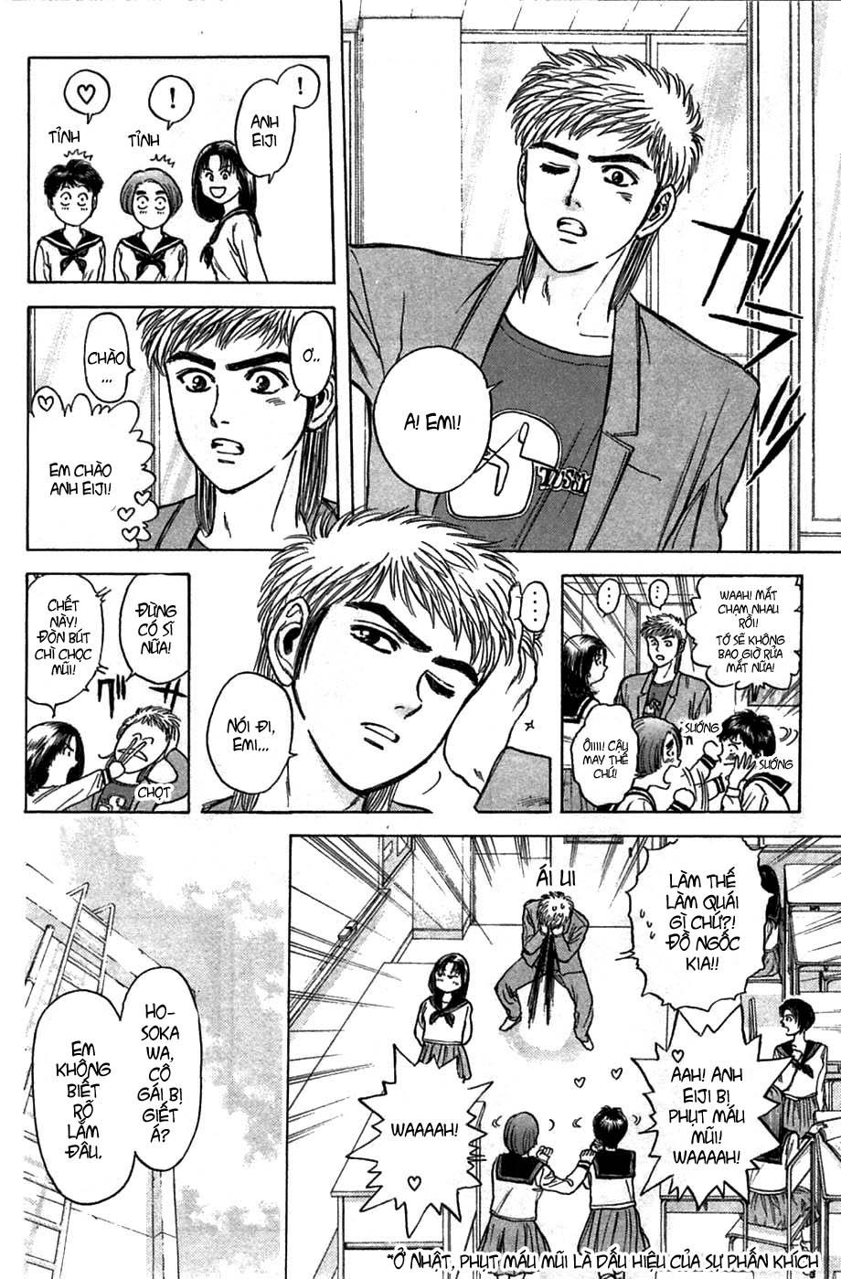 Psychometrer Eiji chapter 37 trang 7
