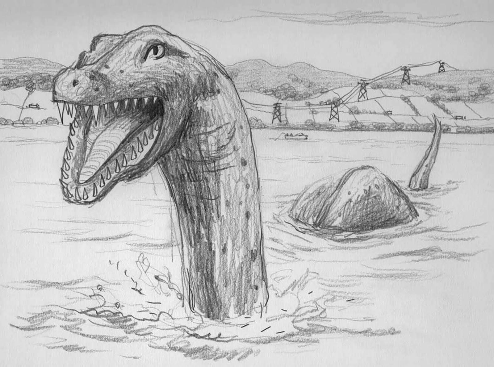 Loch Ness Monster An Unsettling Incident From Loch Ness