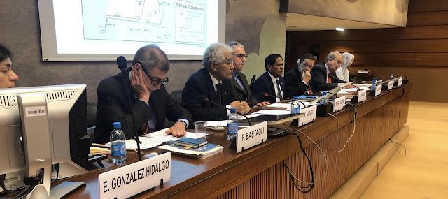 الفشل في دعم القانون الدولي يهدد السلام في الصحراء الغربية (بيان تمثيلية الجبهة بسويسرا)