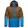The North Face Men's Sickline Insulated Jacket,Brown Fields, Medium