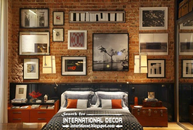 loft interior design and style in the home, loft interiors, loft bedroom style