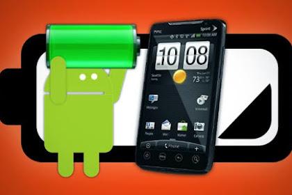 Rahasia Cara Menghemat Baterai Hp Android Tergampang