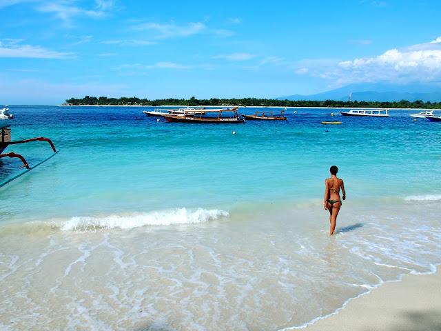 islas gili indonesia