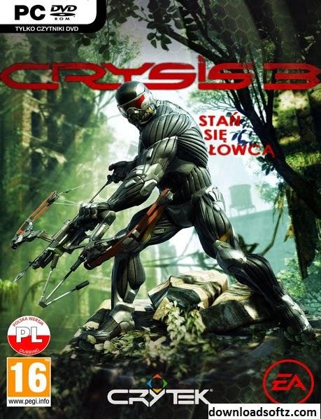 Crysis 3 Black Box PC Game 8.53GB Free Download