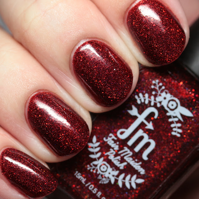 Fair Maiden Polish ♥ X 3
