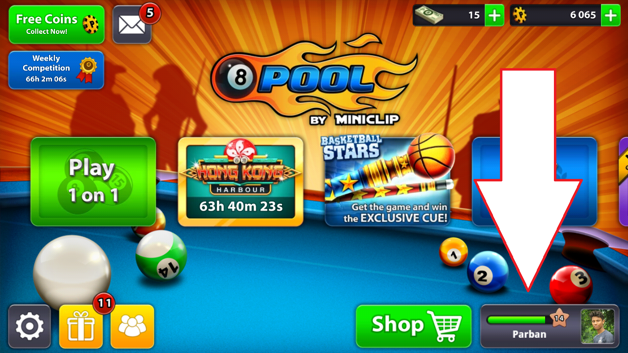 how to hack 8ballpool online (No human verification,No Root ... -