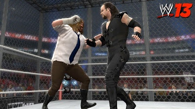 WWE 13 Torrent PC Game Free Full Version Download