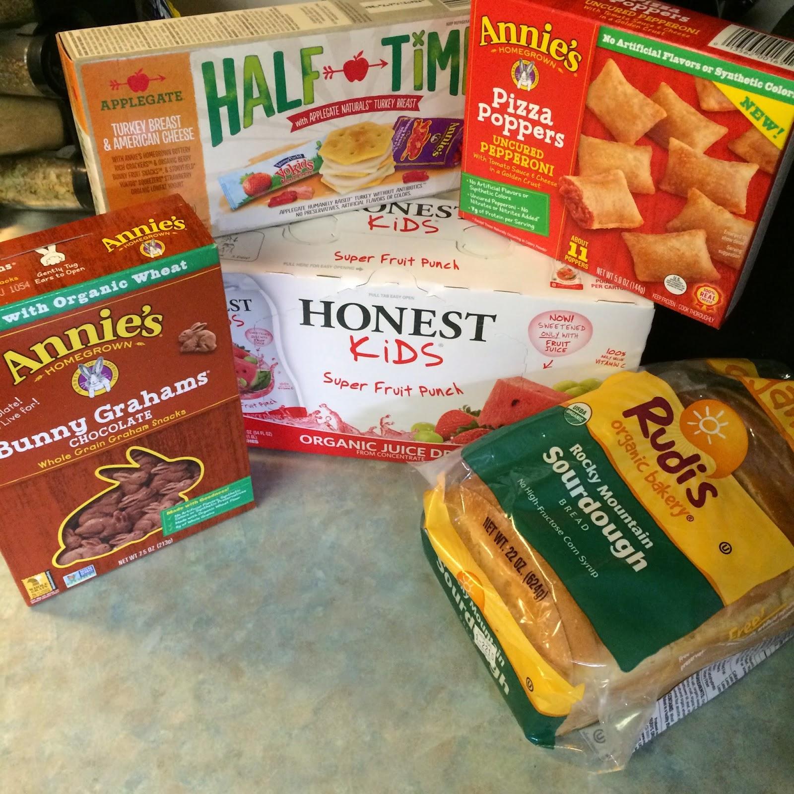 Influenster blog #review #rockthelunchbox organic lunch box foods