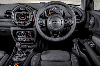Mini One D Clubman (2016) Dashboard