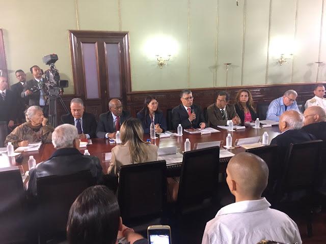 Venezuela: Debate de la Constituyente cuenta con la presencia de 17 partidos de oposición