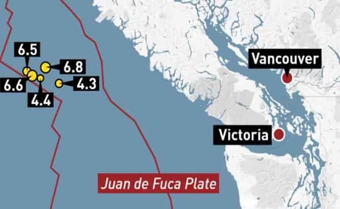 Vancouver, travels, México