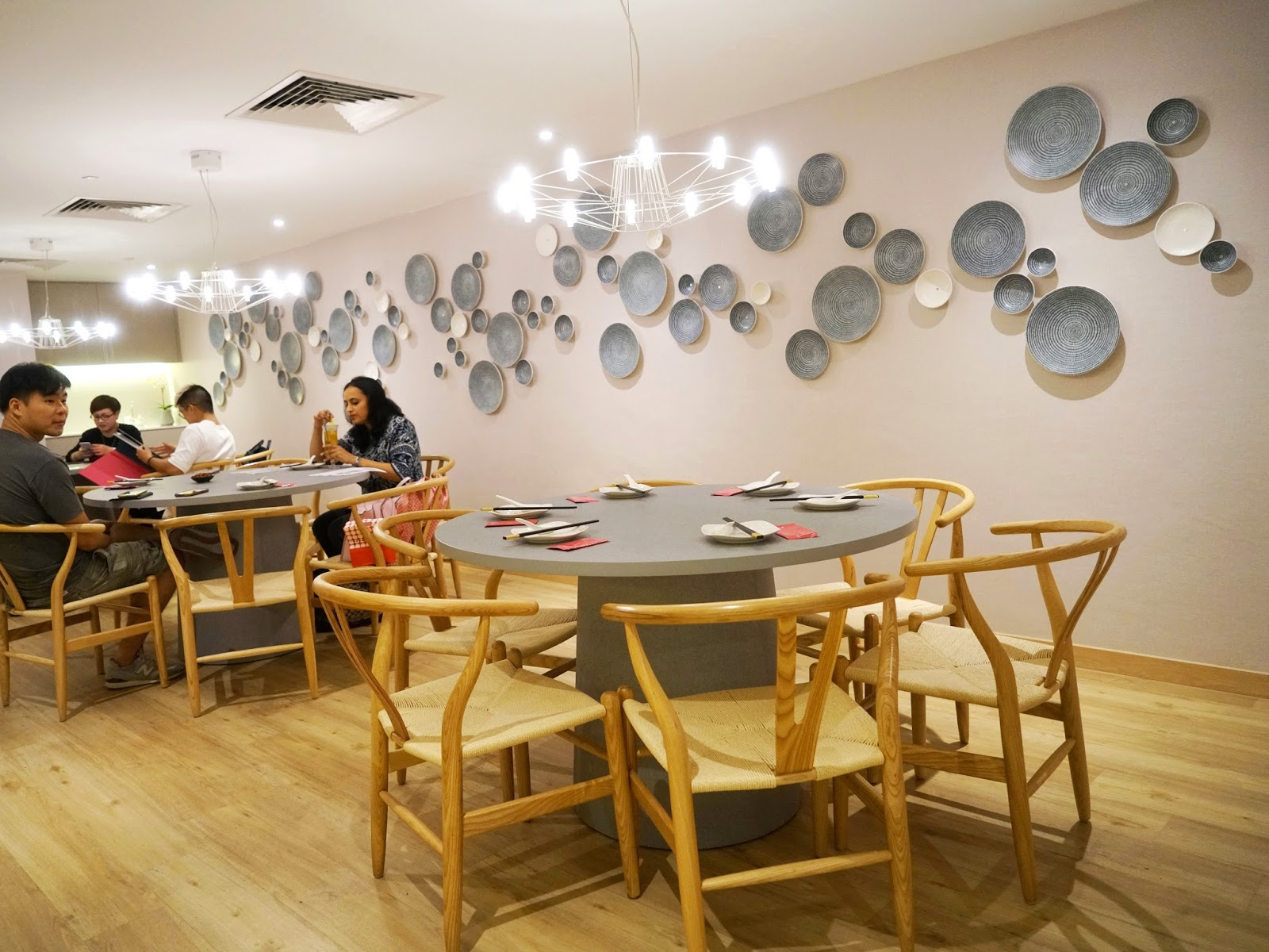 PinkyPiggu: Lotus Kitchen @ Chinatown Point ~ Contemporary ...