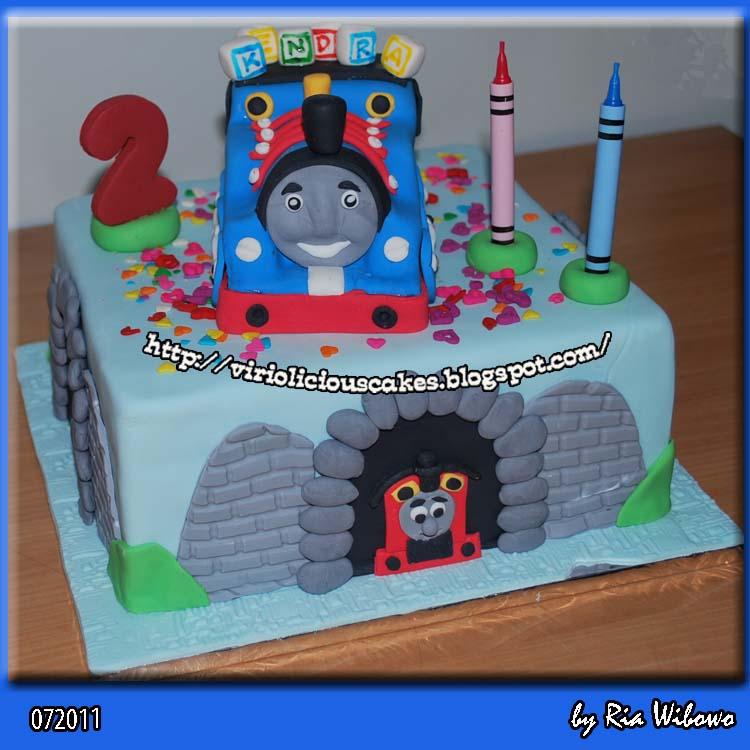 Thomas Cake Design