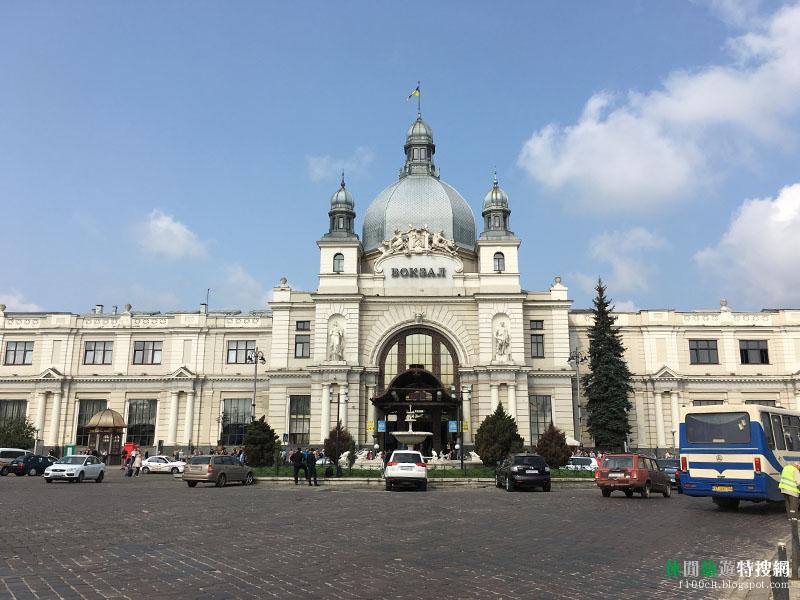烏克蘭-基輔(Kiev)到利維夫(Lviv)的巴士/鐵路交通方式 市中心地鐵/公車搭乘方式