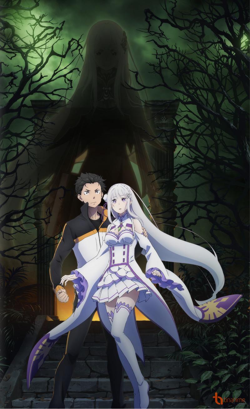 Hồi Sinh Thuật Phần 2 - Re:Zero kara Hajimeru Isekai Seikatsu 2nd Season (2020)