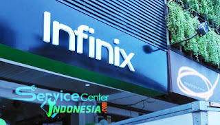 Service Center HP Infinix di Lampung