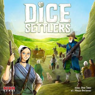 Recensione: Dice Settler: rolla, colonizza ed espanditi!!