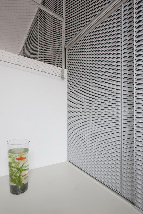 Arsitektur Modern Arsitektur Desain Arsitektur: Desain Rumah: Arsitektur Rumah Modern Penuh Sinar Matahari