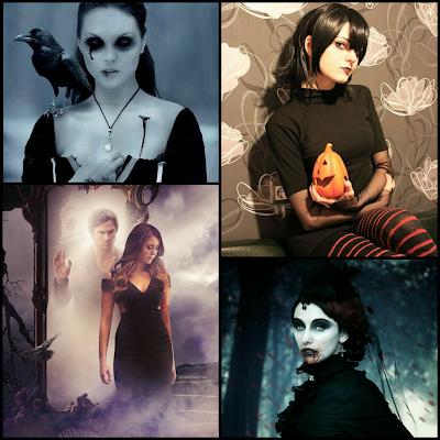 Vampire costume halloween