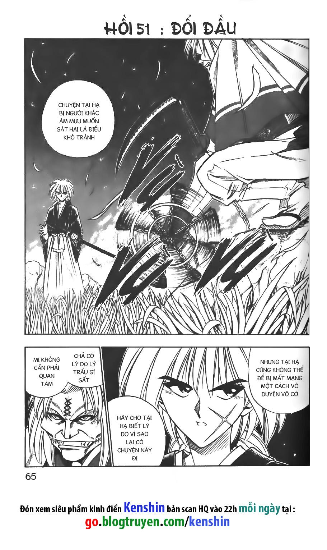 Rurouni Kenshin chap 51 trang 1