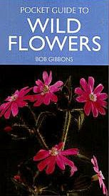 Pocket guide to wild flowers cover image