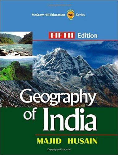 Geography Notes for UPSC from Geography by Majid Husain - Download PDF