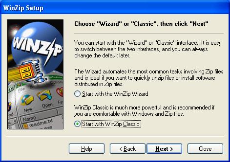 Winzip 11.2