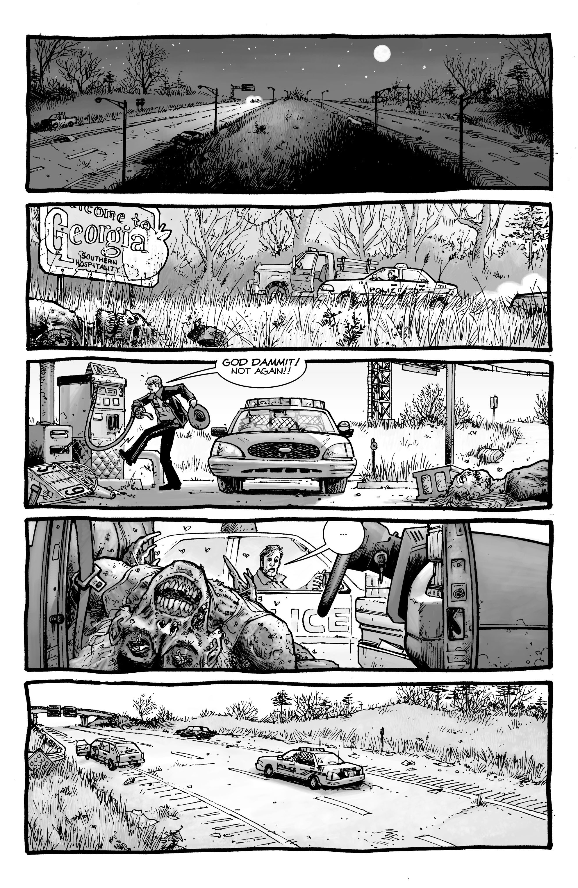 The Walking Dead issue 2 - Page 3