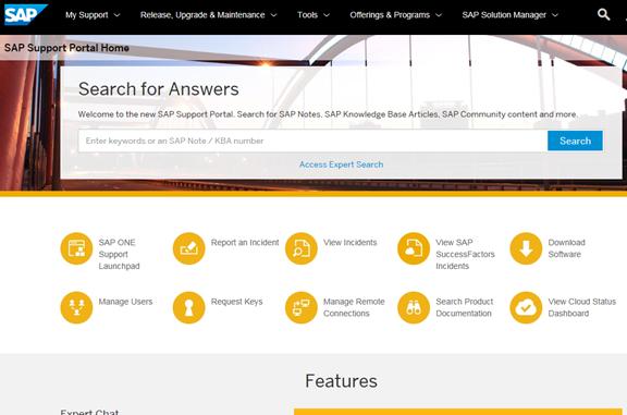 SAP Technologies: SAP, where my SSCR has gone ?