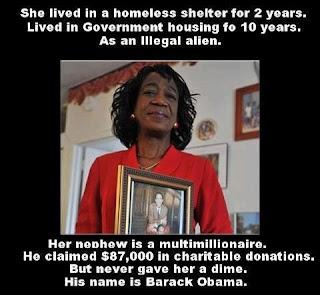 Obama's Aunt