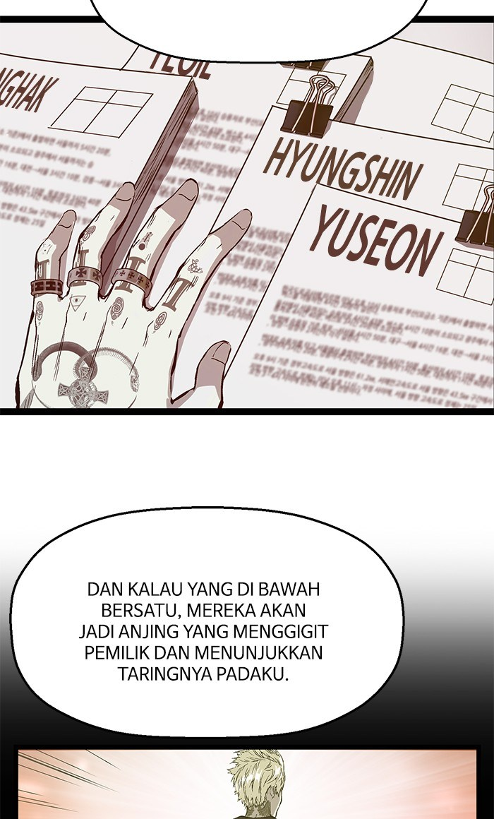 Webtoon Weak Hero Bahasa Indonesia Chapter 100