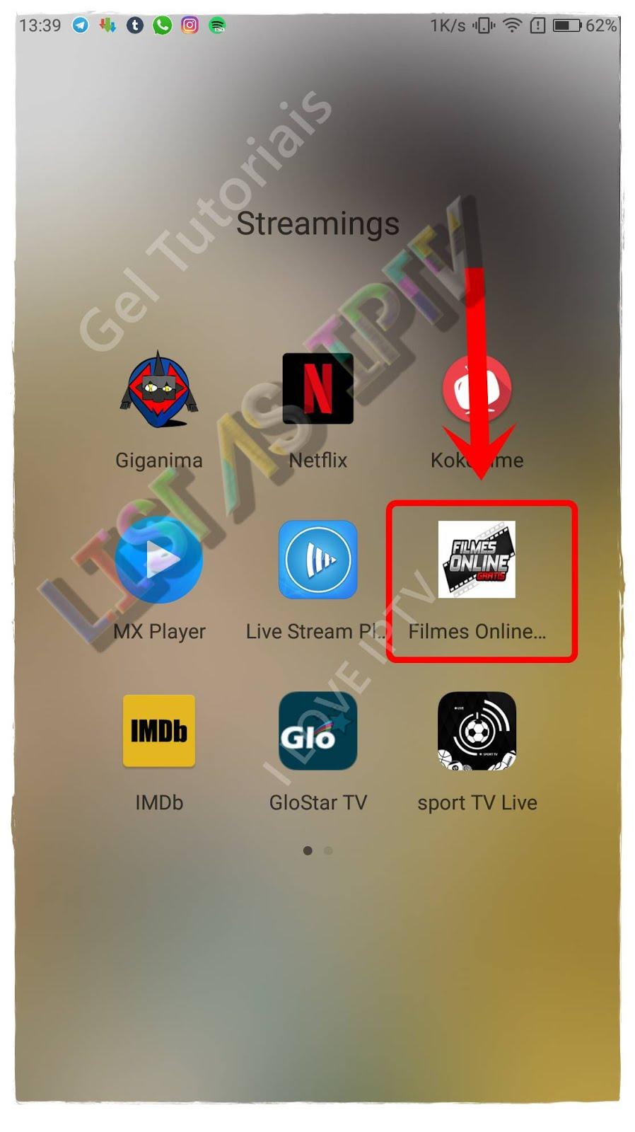 apk para assistir filmes online gratis