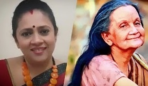 Acclaimed Ammani for a great cause | Lakshmy Ramakrishnan