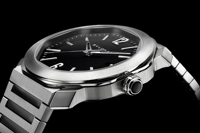 Bvlgari Octo Roma Bidirectional Mechanical Automatic Watch