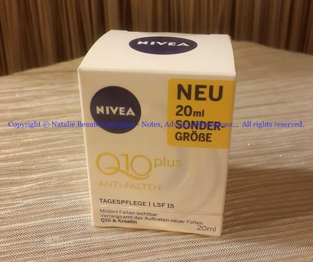 Q10 NIVEA CREME - DAY AND NIGHT, PERSONAL PRODUCT REVIEW AND PHOTOS - Natalié Beauté