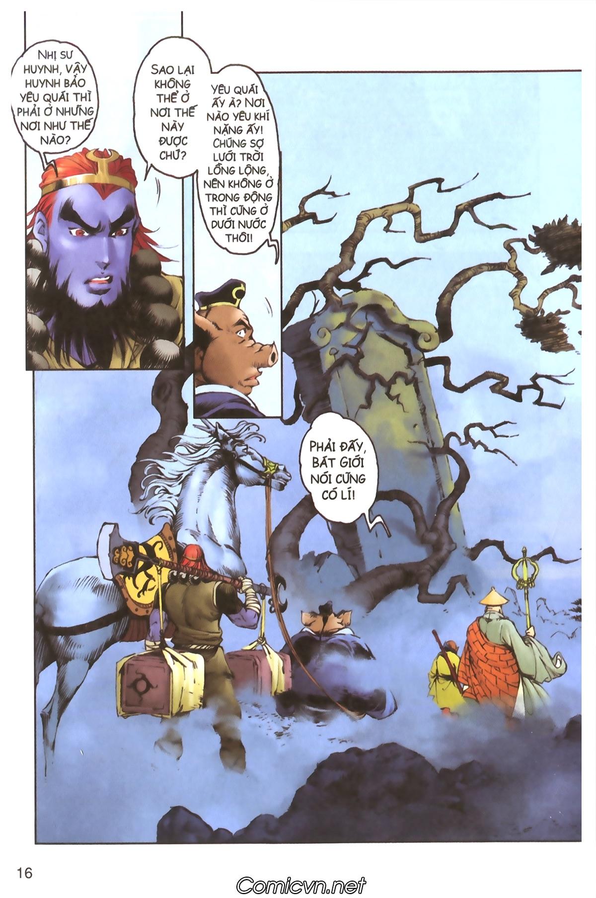Tây Du Ký màu - Chapter 114 - Pic 14