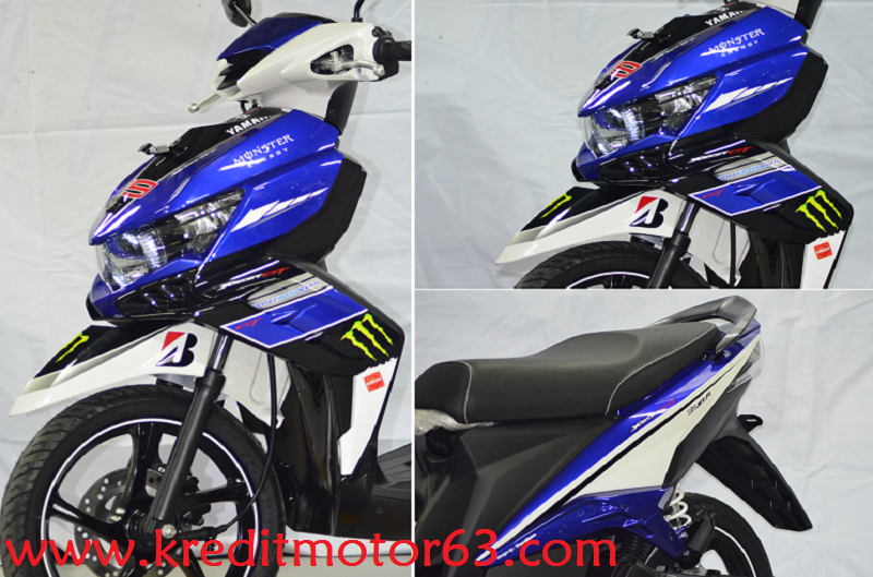 Top modifikasi mio gt 125 eagle eye
