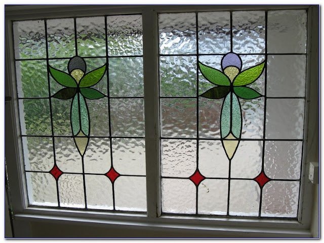 Leaded GLASS WINDOW designs for sale