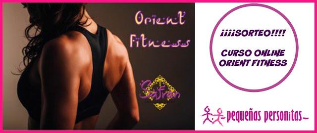 sorteos, curso online, danza oriental, orient fitness, danza safran, en forma