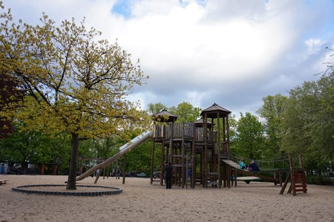 Berliinin upeat leikkipaikat - paras matkakohde lasten kanssa