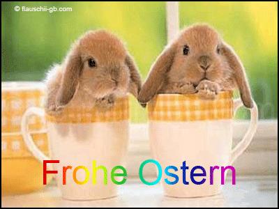 Süße Ostergrüße Bilder 2021
